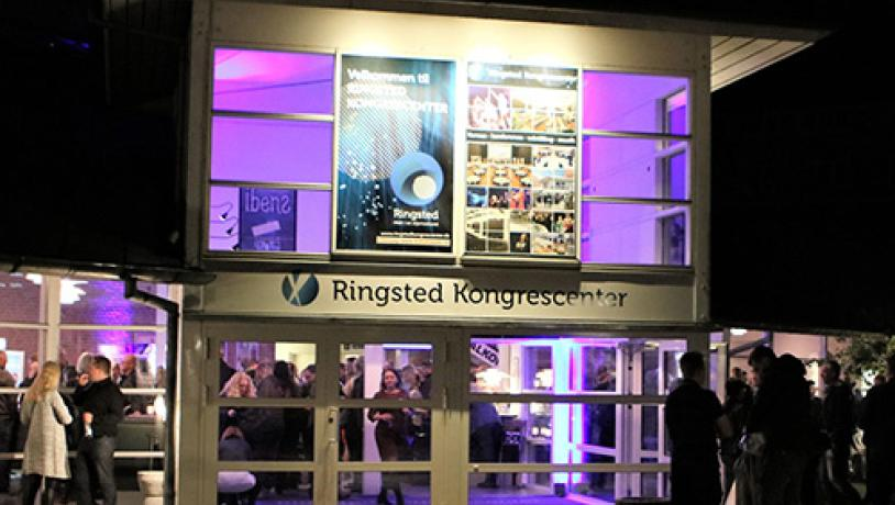 Koncert aften i Ringsted Kongrescenter