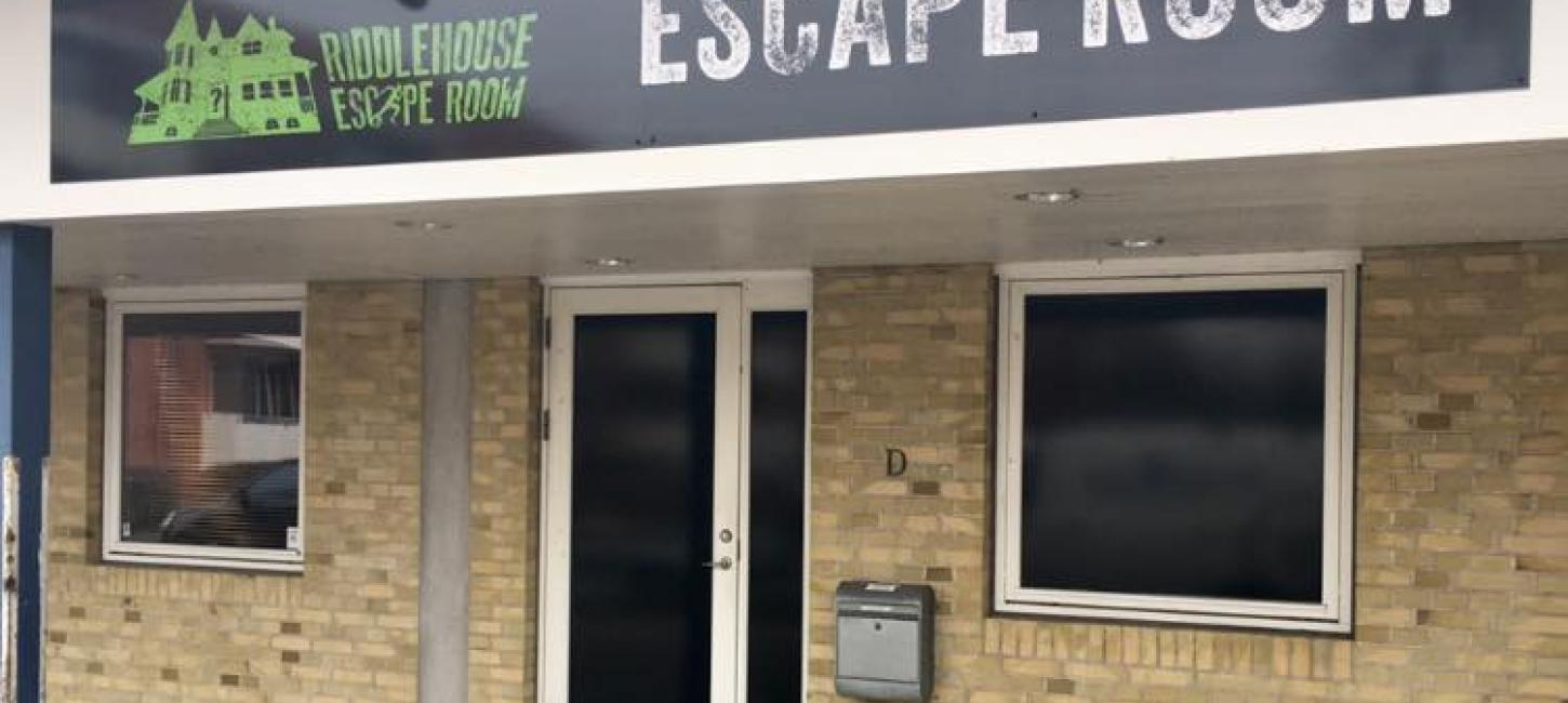 Escape Room Riddlehouse Køge