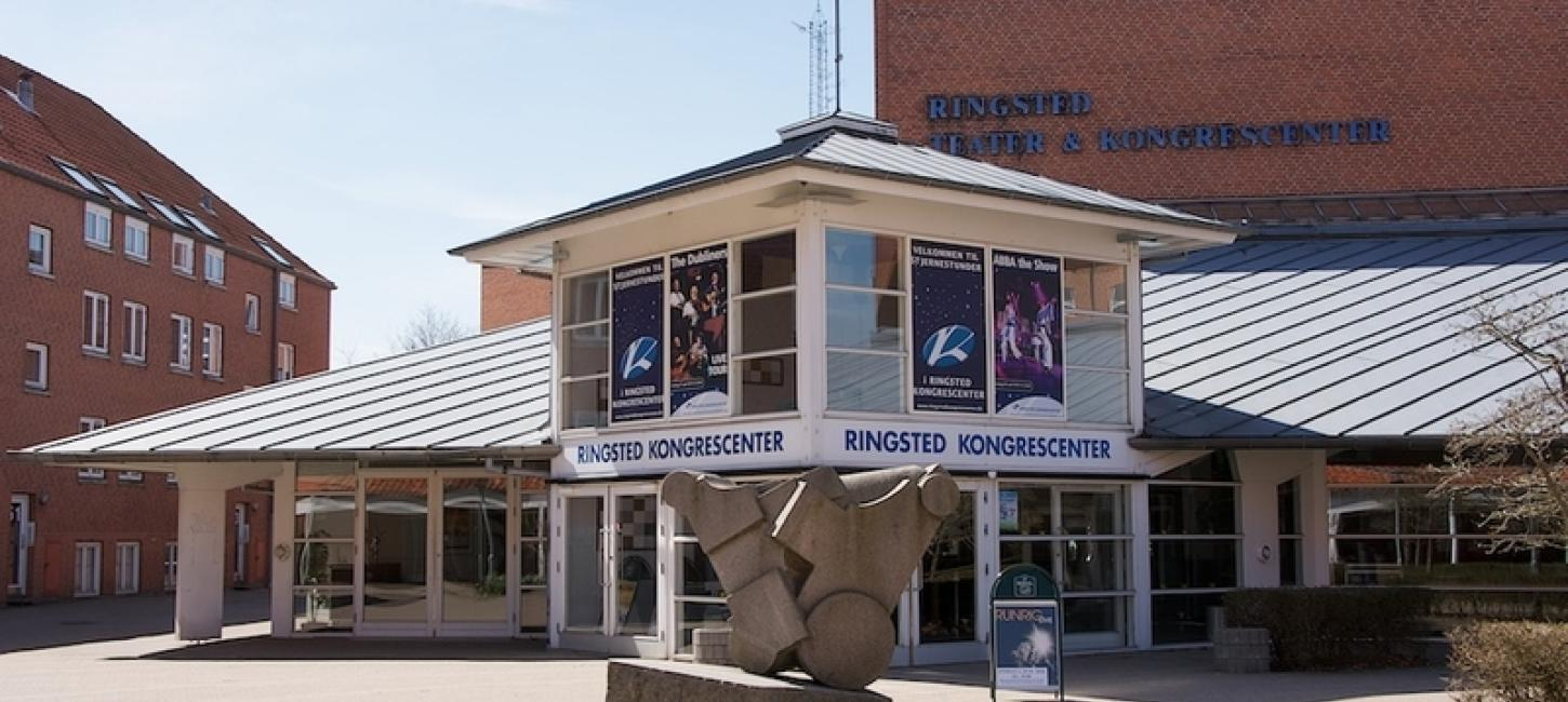 Ringsted Kongrescenter i Nørregade 55 - Kultur arrangementer og koncerter