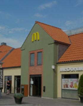 Easy To Go Fastfood i Ringsted